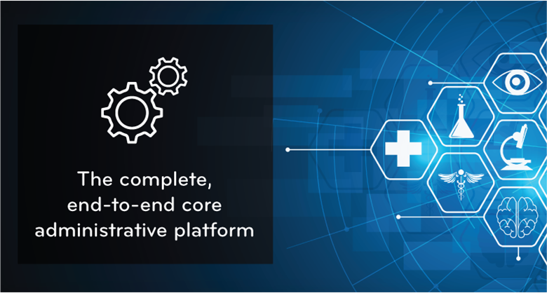 Healthcare Payer Suite Header